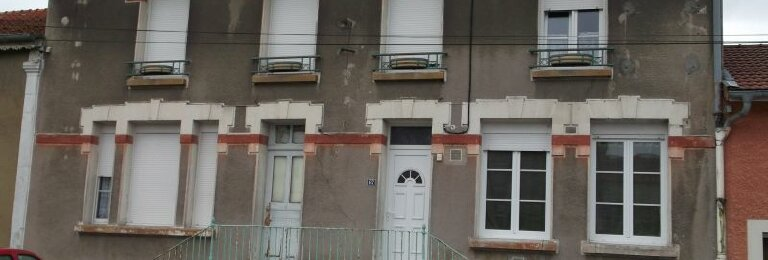 Achat Maison 8 pièces à Dombasle-en-Argonne