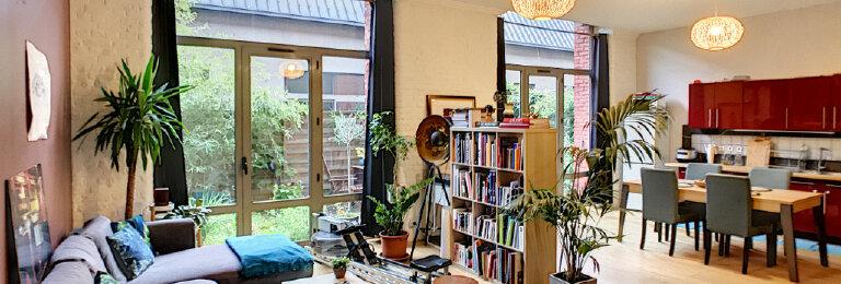 Achat Appartement 3 pièces à Lille