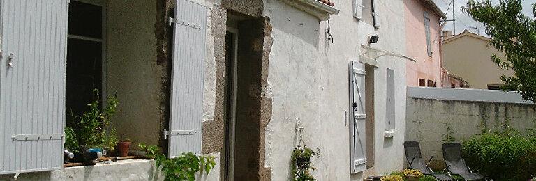 Achat Maison 3 pièces à Saint-Mathurin
