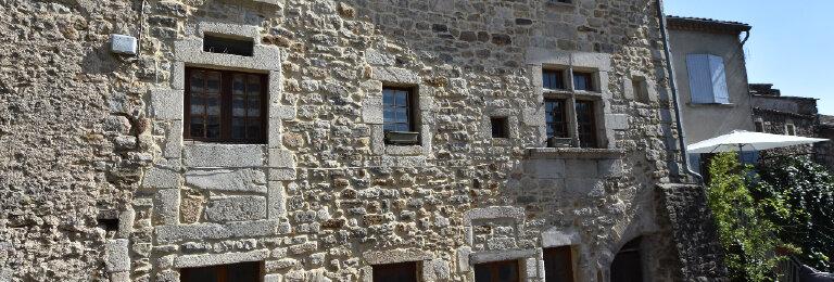 Achat Maison 6 pièces à Lachapelle-sous-Aubenas