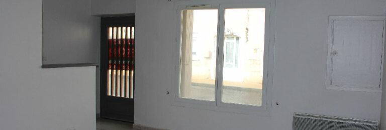 Location Maison 3 pièces à Générac