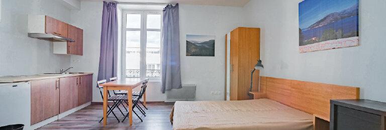 Location Appartement 1 pièce à Limoges