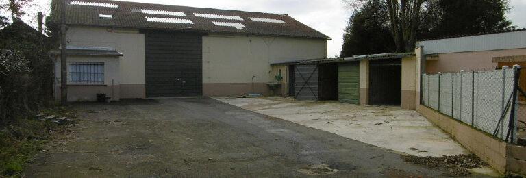 Achat Entrepôt  à Sault-lès-Rethel