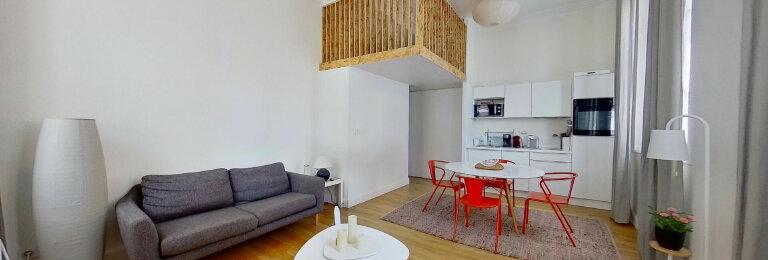 Location Appartement 2 pièces à Lyon 6