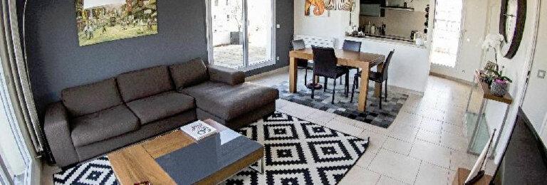 Location Appartement 3 pièces à Annemasse