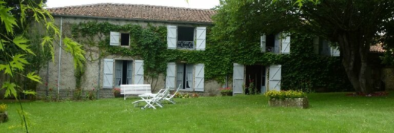 Achat Maison 11 pièces à Saint-Laurent-de-Céris