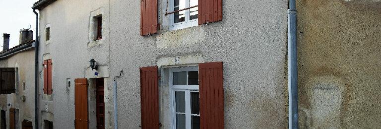 Achat Maison 4 pièces à Montbron