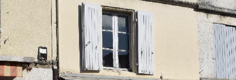 Achat Maison  à Montbron