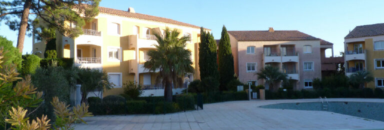 Achat Appartement 1 pièce à Roquebrune-sur-Argens