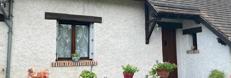 Location Maison 4 pièces à La Ferté-Imbault