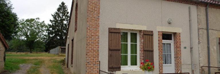 Achat Maison 3 pièces à Neuvy-sur-Barangeon