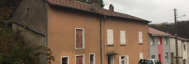 Achat Maison 4 pièces à Kédange-sur-Canner