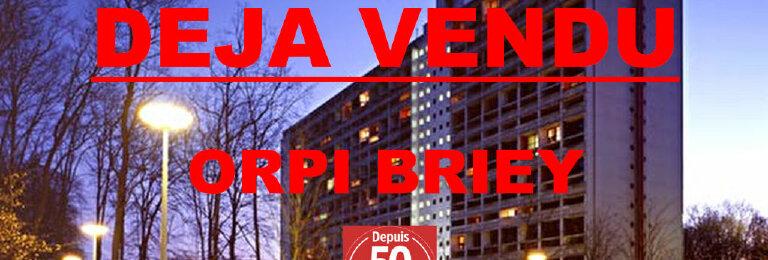 Achat Appartement 3 pièces à Briey