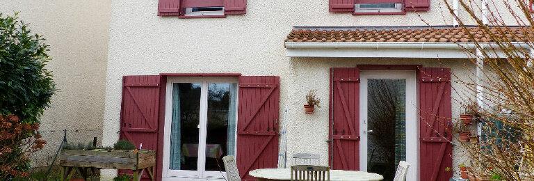 Achat Maison 4 pièces à Saint-Leu-la-Forêt