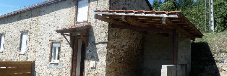 Location Maison 2 pièces à Saint-Priest-Taurion