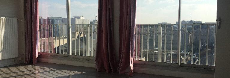 Location Appartement 2 pièces à Rouen