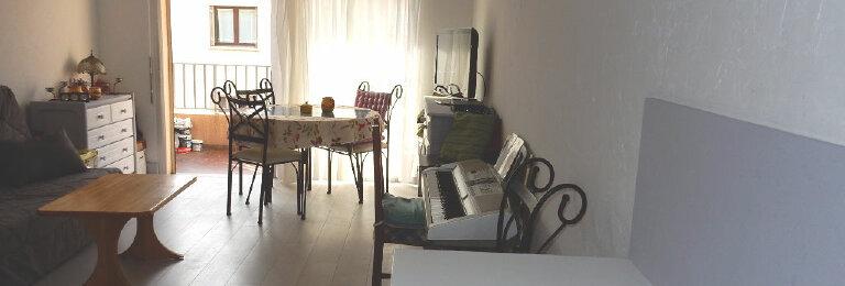 Achat Appartement 1 pièce à Antibes