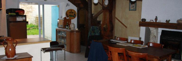 Achat Maison 3 pièces à Courson-les-Carrières