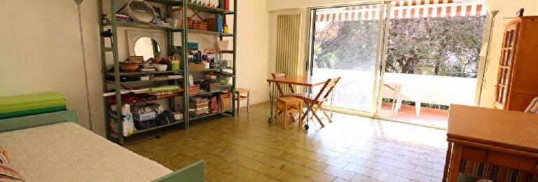 Achat Appartement 2 pièces à Marseille 8