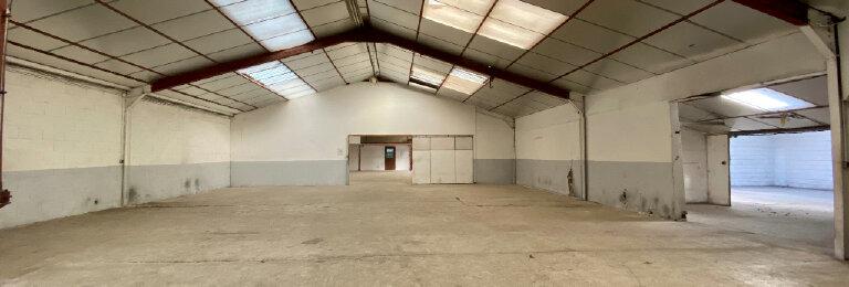 Location Entrepôt  à Olivet