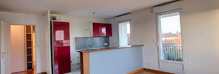 Location Appartement 3 pièces à Saint-Jean-le-Blanc