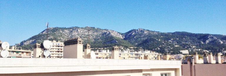 Achat Appartement 2 pièces à Toulon