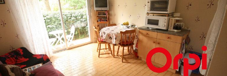 Achat Appartement 1 pièce à Saint-Georges-de-Didonne