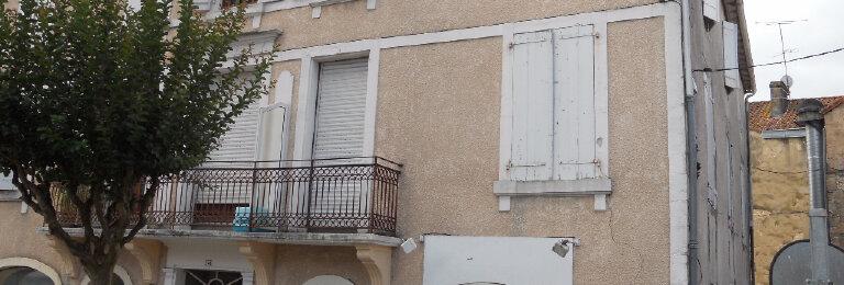 Location Appartement 2 pièces à Hagetmau