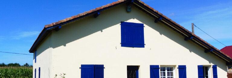 Achat Maison 7 pièces à Saint-Sever