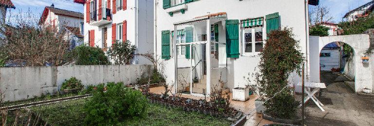Achat Maison 6 pièces à Saint-Jean-de-Luz