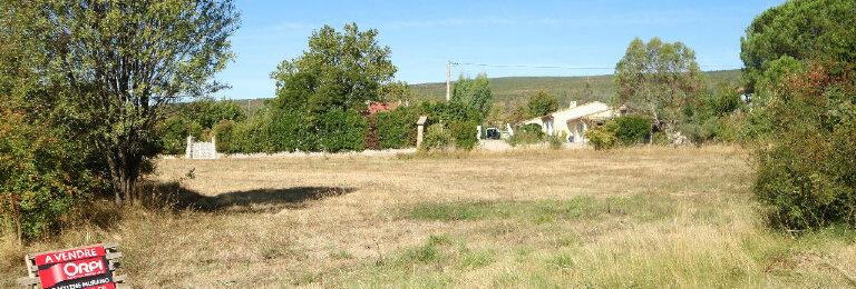 Achat Terrain  à Saint-Étienne-les-Orgues