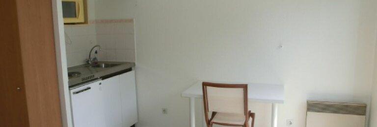 Location Appartement 1 pièce à Metz