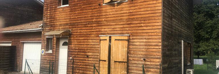 Location Maison 4 pièces à Pey