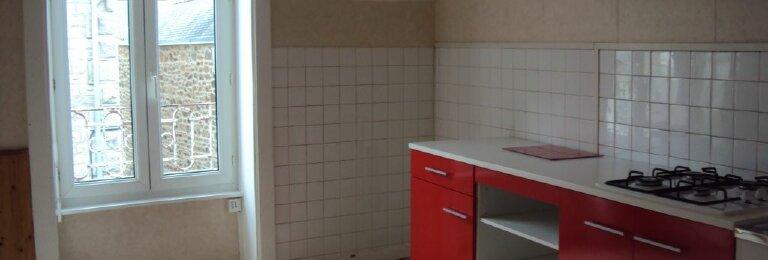 Location Appartement 2 pièces à Fougères