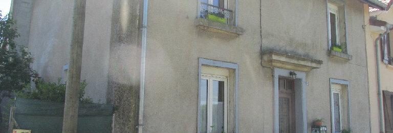 Achat Maison 5 pièces à Montfaucon-d'Argonne
