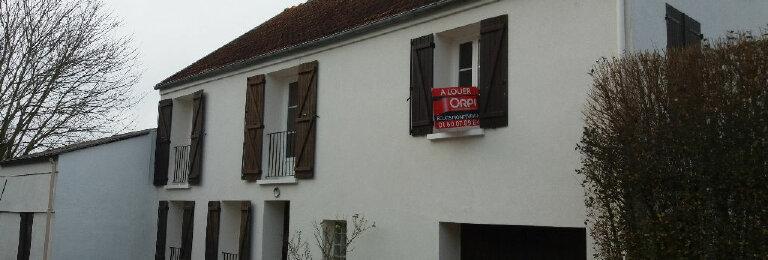 Location Maison 4 pièces à Montévrain
