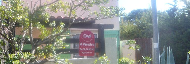 Achat Maison 4 pièces à Saint-Cyprien