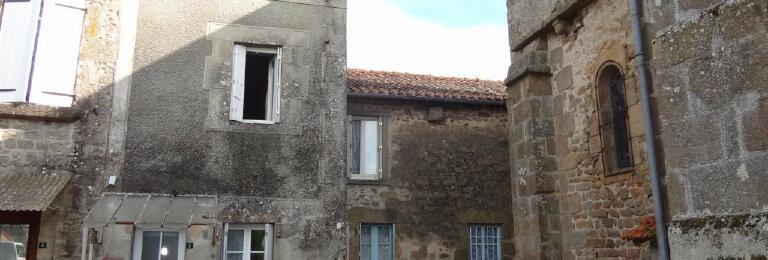 Achat Maison 5 pièces à Saint-Sornin-Leulac