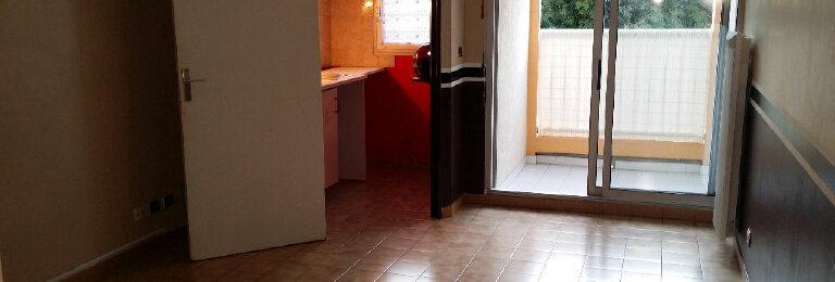 Location Appartement 1 pièce à Nîmes