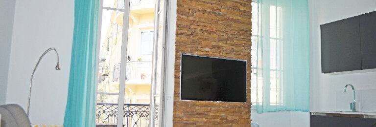 Achat Appartement 1 pièce à Nice