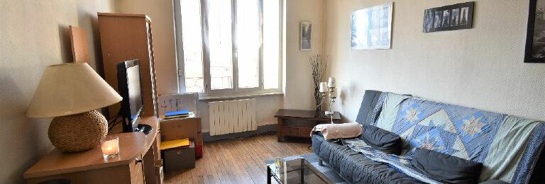 Achat Appartement 2 pièces à Lyon 8