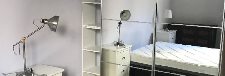 Location Appartement 2 pièces à Paris 20