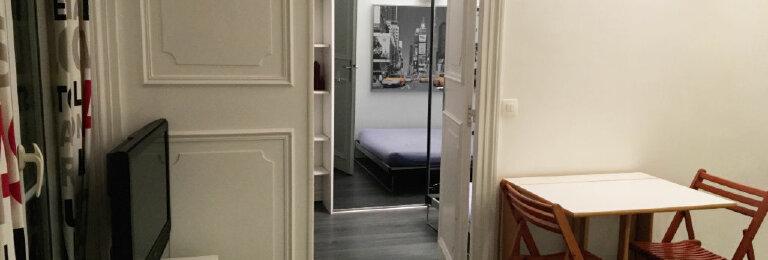 Location Appartement 2 pièces à Paris 11