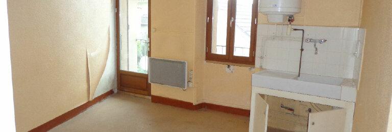 Achat Appartement 2 pièces à Rumilly