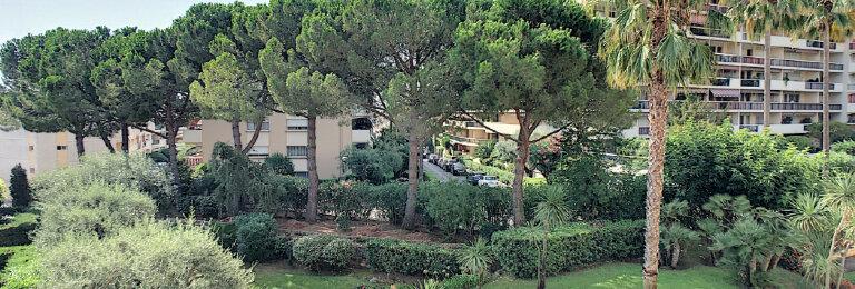 Location Appartement 2 pièces à Vallauris