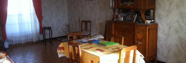 Achat Maison 4 pièces à Origny-Sainte-Benoite