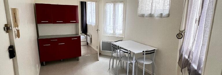 Location Appartement 1 pièce à Saint-Quentin