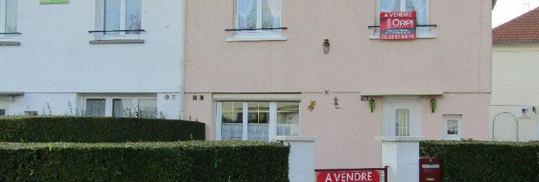 Achat Maison 4 pièces à Chauny
