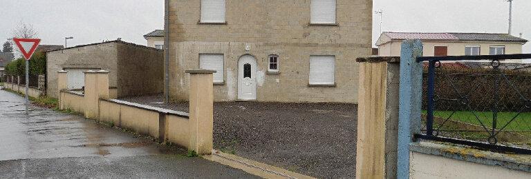 Location Maison 6 pièces à Tergnier