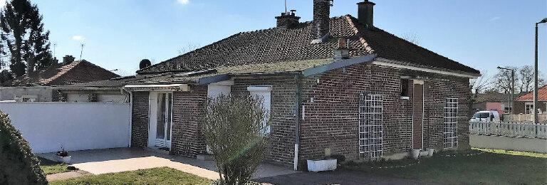 Achat Maison 3 pièces à Chauny
